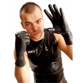 Gants Fist Wrist Noir