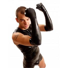 Gants Fist Elbow Noir