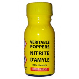 Poppers Véritable Nitrite d'Amyle 13mL