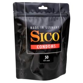 Préservatifs Sico 49mm x50