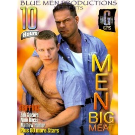 Men Big Meat 10h DVD