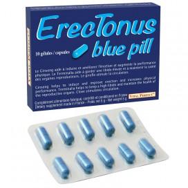 Stimulant ErecTonus Blue Pill 10 gélules