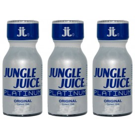 Jungle Juice Platinum 15ml x3