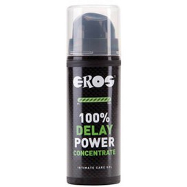 Gel retardant concentré Eros 30mL
