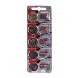 Piles CR2032 Maxell x5