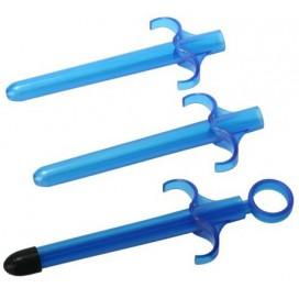Clean Stream Pipettes à lubrifiant x3 Bleu