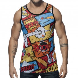 Addicted AD602 Slap Me Tank Top