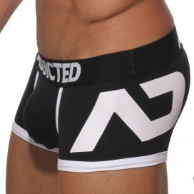 Addicted Boxer Disco Push Up Noir