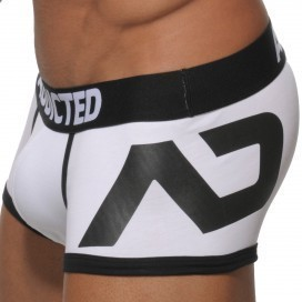 Addicted Boxer Disco Push Up Blanc