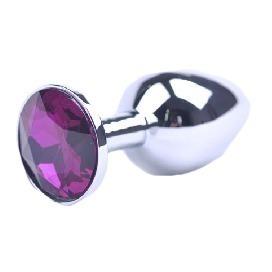 Bijou Anal Small Purple 7 x 2.5 cm