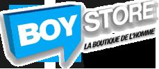 Logo de BoyStore.com : sex shop gay